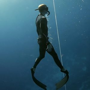 Freediving Borobstacle CWT