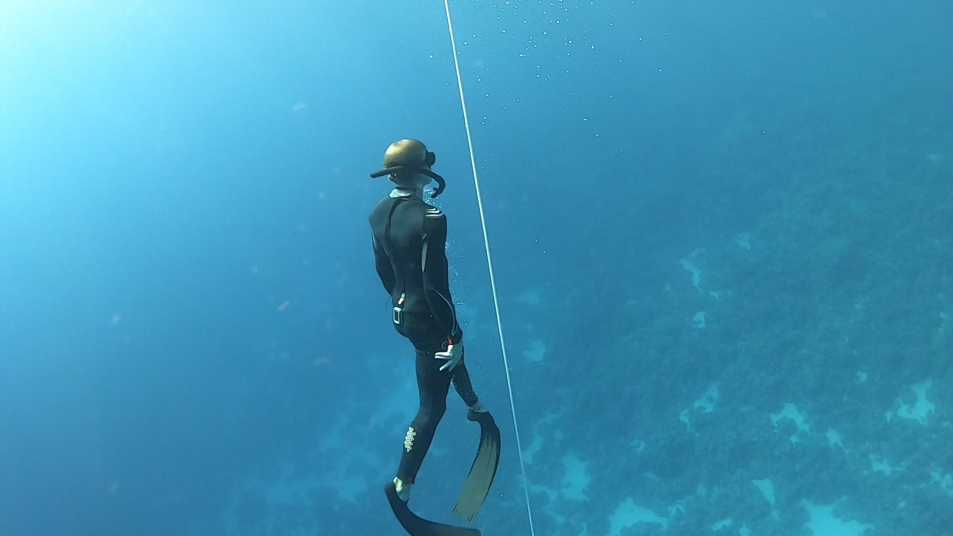 Freediving Spot Breakers Orca Dive Club