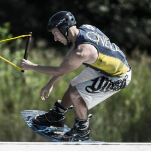 Wakeboarding Borobstacle Slider